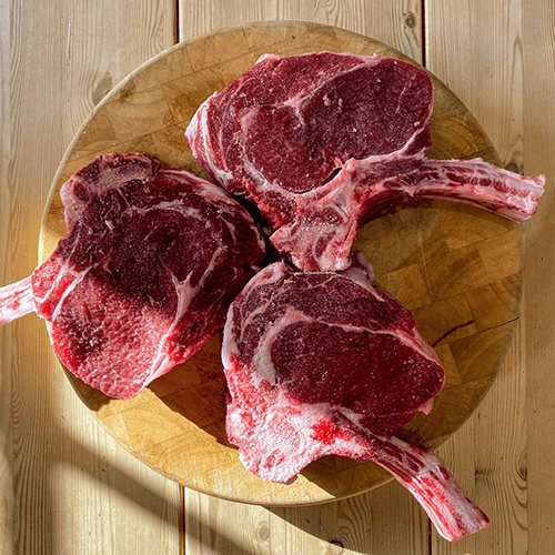 Top Quality Meat tomahawk steaks