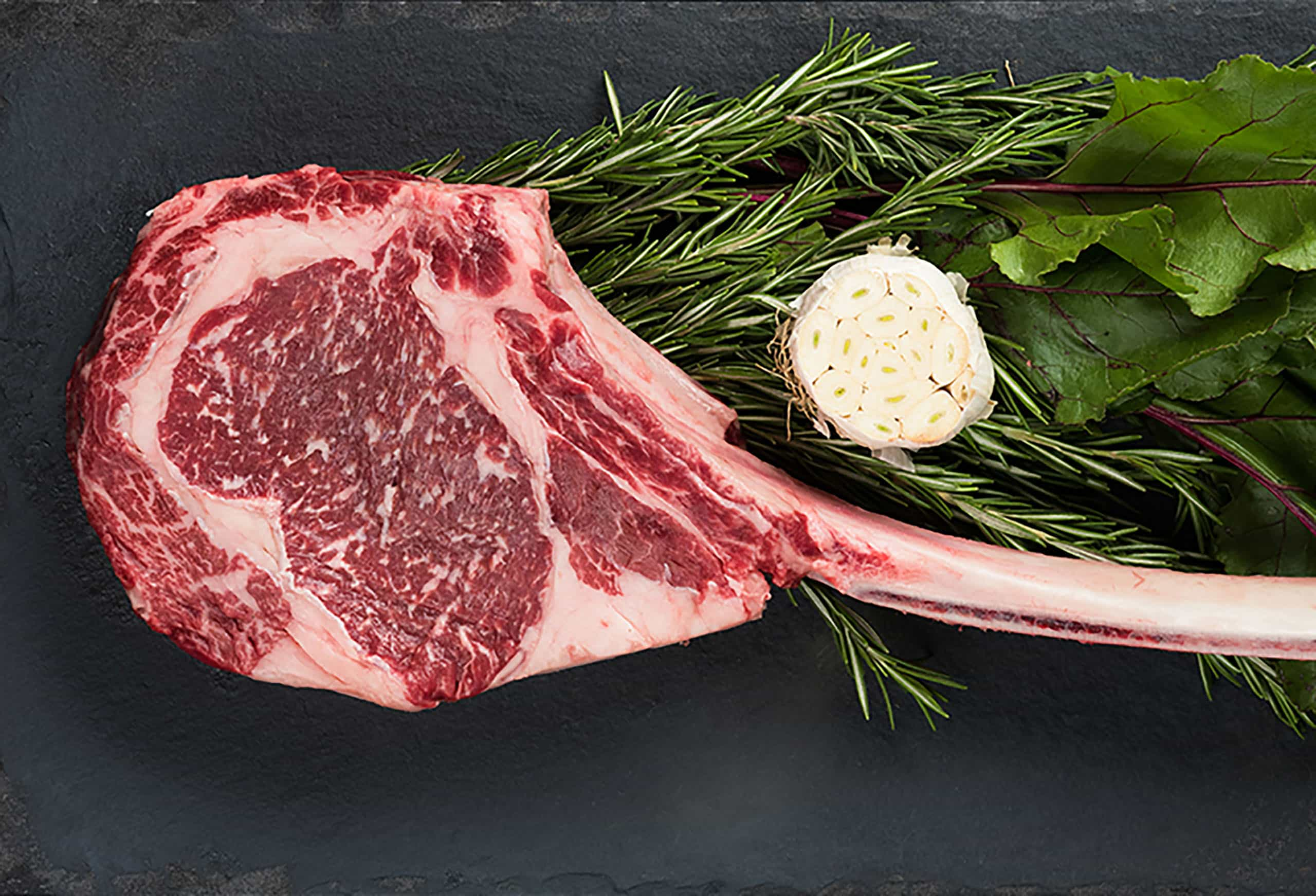 Top Quality Meat raw tomahawk steak