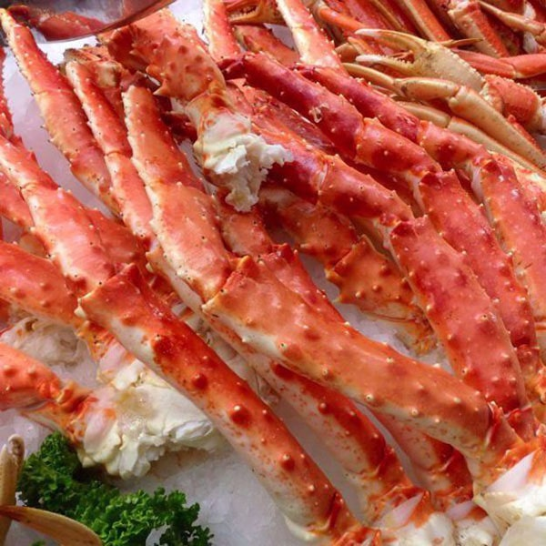 top quality king crab legs